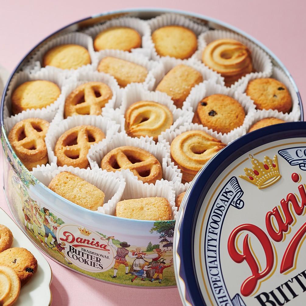 [ダニサ]バタークッキー