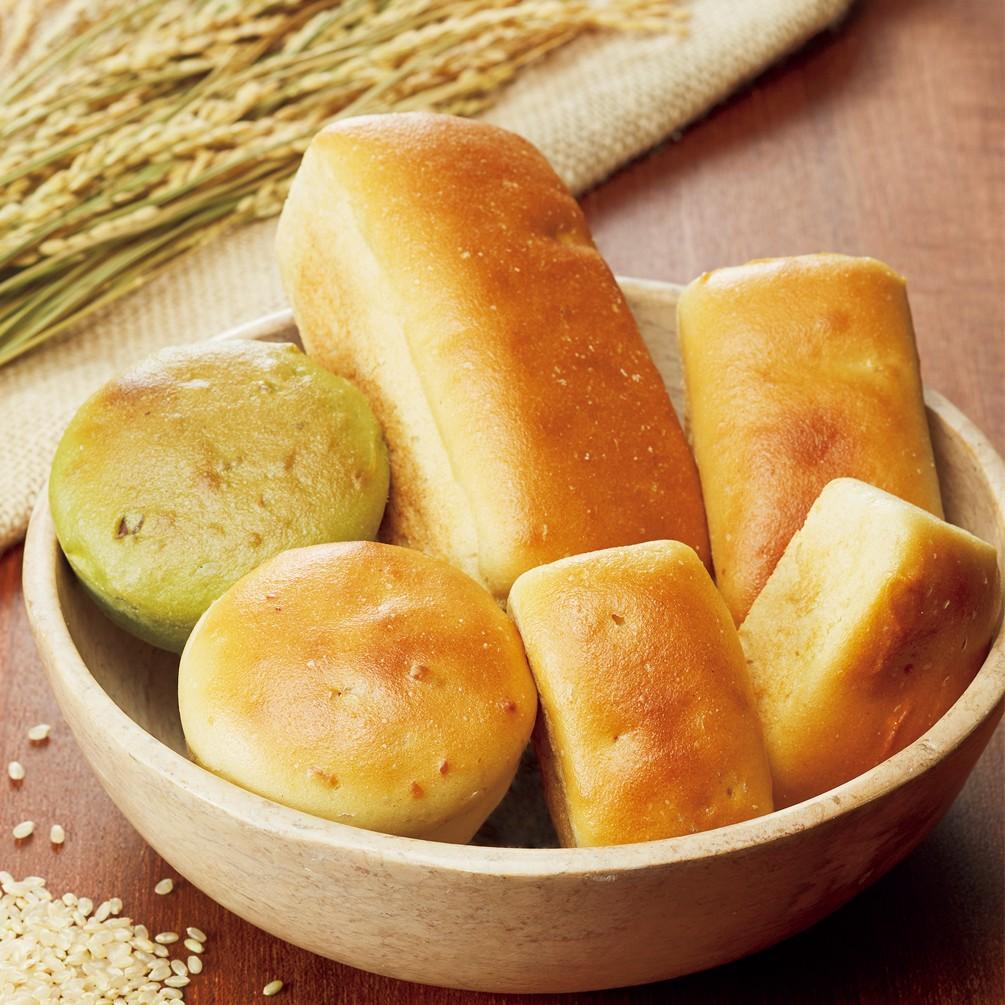 [玄氣堂]玄米パン(グルテンフリー)セット