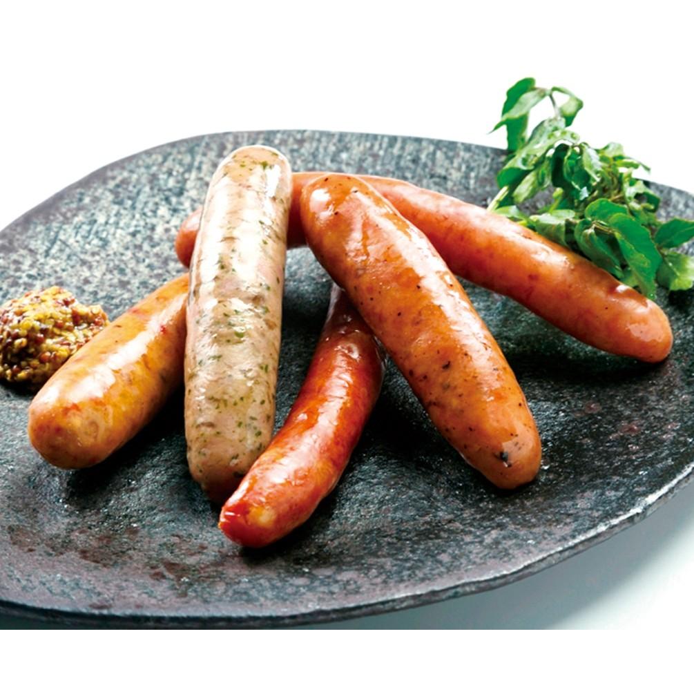 【よりどり3点5,378円(税込)】よりどり冷凍お惣菜マルシェ クイックビアソーセージ