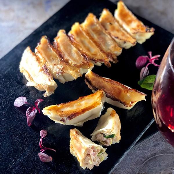 【食品ロス・食べて応援】色々なワインに合わせやすい餃子セット