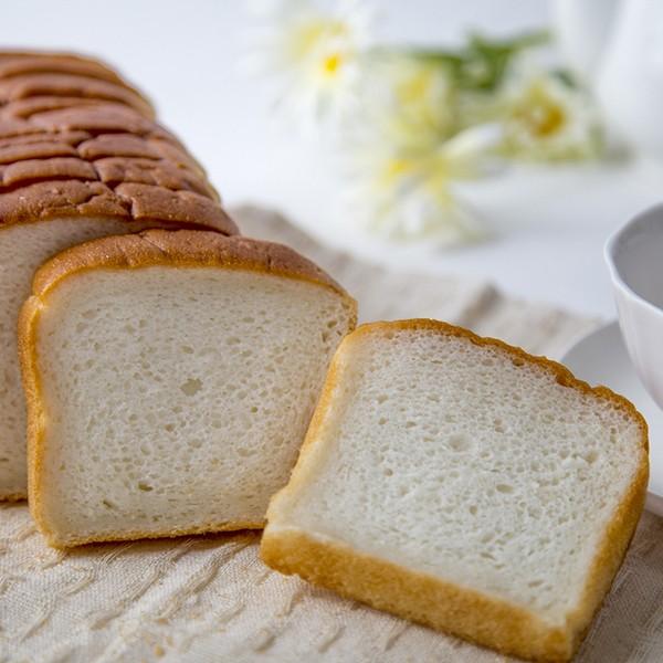グルテンフリー米粉パン 1斤カット5個セット