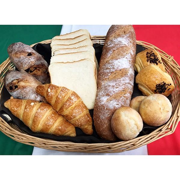 [モリノ オーロ グラーノ]人気のパン詰合せ