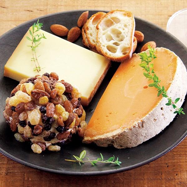 フランス最高峰熟成士の熟成チーズ食べ比べセット