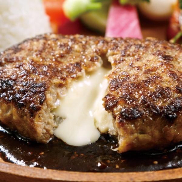 【よりどり6点10,692円(税込)】よりどり冷凍お惣菜マルシェ 鉄板焼チーズインハンバーグ