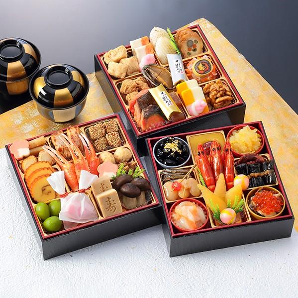 割烹料亭[千賀]迎春おせち料理「吉寿千」