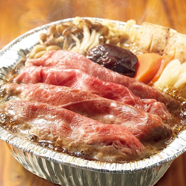 佐賀牛すき焼き鍋セット(2食)