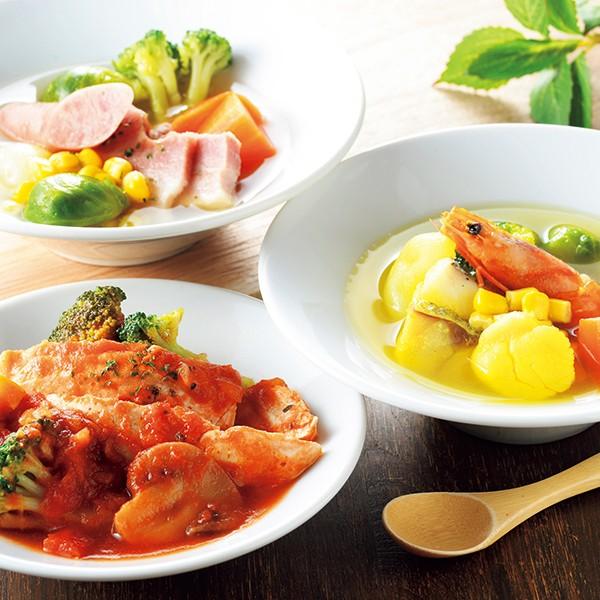 洋風個食鍋 3種セット