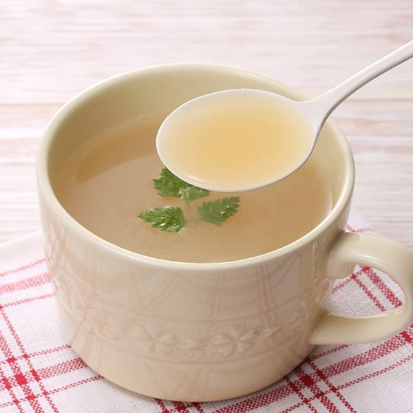 【食品ロス・食べて応援】北海道天然しじみ煮だしスープ8本セット