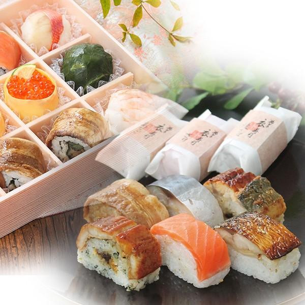 【母の日】奈良[ゐざさ]手まり寿司と衣寿司